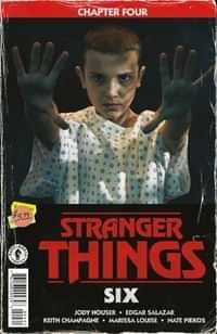Stranger Things Six #4 CVR D Satterfield Photo