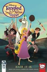 Tangled The Series One-Shot Hair It Is