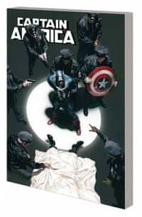 Captain America TP 2018 Captain of Nothing