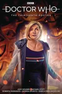 Doctor Who 13th TP V2