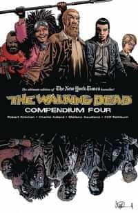 Walking Dead TP Compendium Edition V4