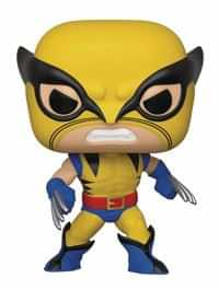 Funko Pop Marvel 80th First Appearance Wolverine