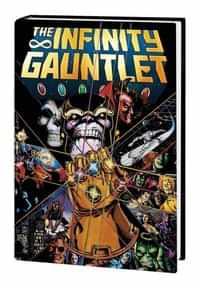 Infinity Gauntlet TP Deluxe Edition