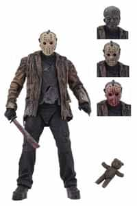 Freddy Vs Jason AF Ultimate 7inch Jason Voorhees