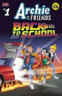 Archie and Friends Back To School #1