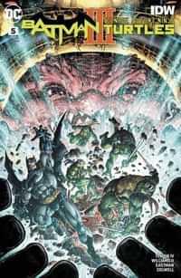 Batman Teenage Mutant Ninja Turtles III #5 CVR A
