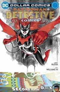 DC Dollar Comics Detective Comics #854