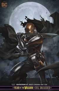 Deathstroke #47 CVR B