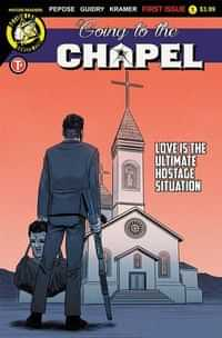 Going To The Chapel #1 CVR C Guidry