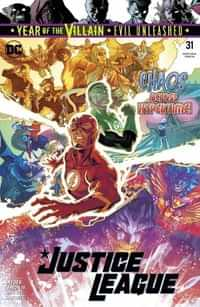 Justice League #31 CVR A