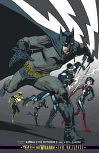 Batman and the Outsiders #5 CVR B