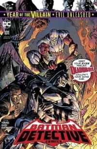 Detective Comics #1011 CVR A