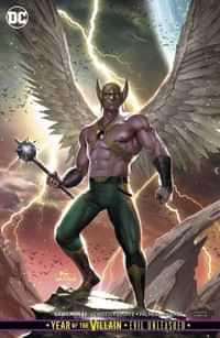 Hawkman #16 CVR B