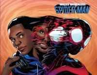 Miles Morales Spider-man #10 Variant Lupacchino Wraparound