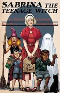 Sabrina Teenage Witch #5 CVR B Erskine