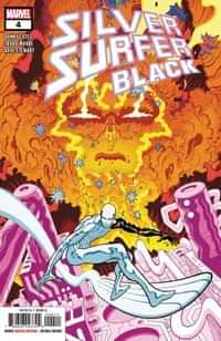 Silver Surfer Black #4