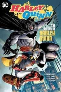 Harley Quinn TP 2018 the Trials of Harley Quinn