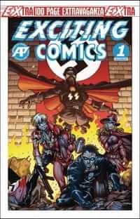 Exciting Comics Extravaganza One-Shot