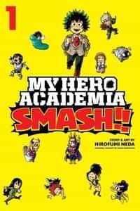 My Hero Academia GN Smash V1