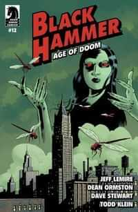 Black Hammer Age of Doom #12 CVR A Ormston