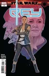 Star Wars AOR One-Shot Rey