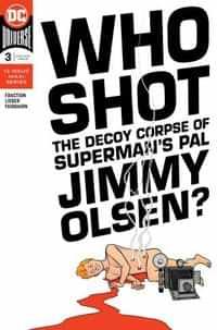 Supermans Pal Jimmy Olsen #3 CVR A