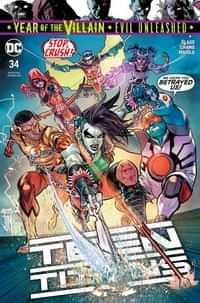 Teen Titans #34 CVR A