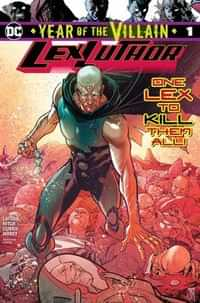 Year of The Villain One-Shot Lex Luthor