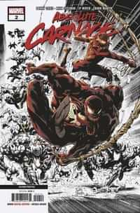 Absolute Carnage #2 Second Printing Stegman