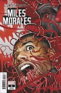 Absolute Carnage Miles Morales #2 Variant Connecting