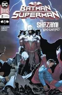 Batman Superman #2 CVR A