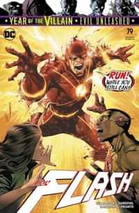 Flash #79 CVR A