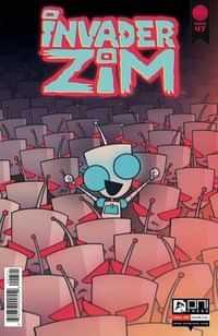 Invader Zim #47 CVR B