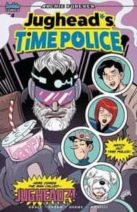 Jughead Time Police #4 CVR A Charm