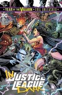 Justice League Dark #15 CVR A