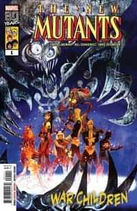 New Mutants War Children #1