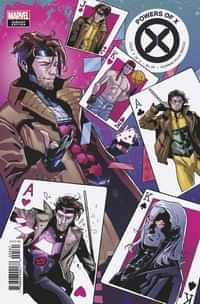 Powers of X #5 Variant Schiti Character Decades