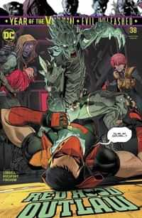 Red Hood Outlaw #38 CVR A