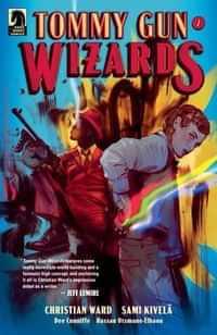 Tommy Gun Wizards #2 CVR B Lotay