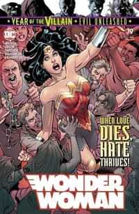 Wonder Woman #79 CVR A