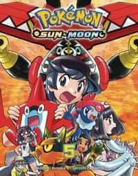 Pokemon GN Sun and Moon V5