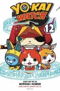 Yo-kai Watch GN V12