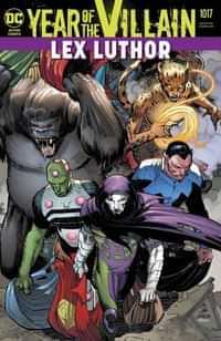 Action Comics #1017 CVR A Acetate
