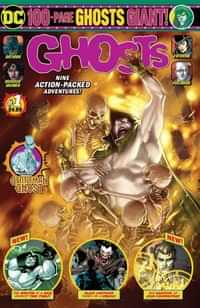 DC Ghosts Giant #1