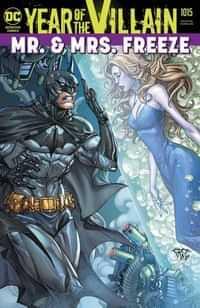 Detective Comics #1015 CVR A Acetate