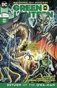 Green Lantern #12 CVR A