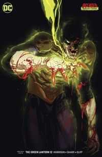 Green Lantern #12 CVR B