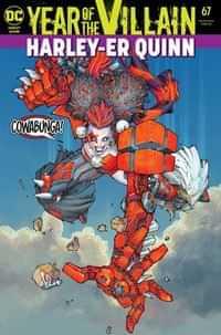 Harley Quinn #67 CVR A Acetate