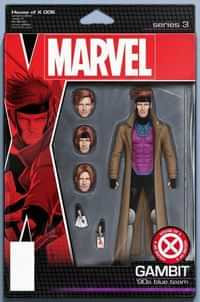 House of X #6 Variant Christopher Action Figure