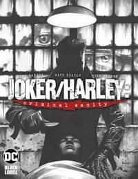 Joker Harley Criminal Sanity #1 CVR C Suayan